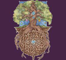 Gaia Life Tree Unisex T-Shirt