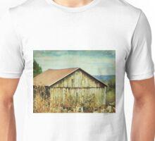 Wooden barn Unisex T-Shirt