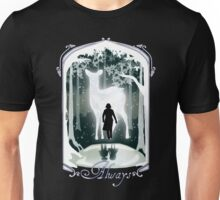 Snape Memories Black Unisex T-Shirt