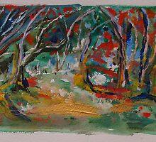 Mount Wilson - 4 by Julie-Ann Vellios