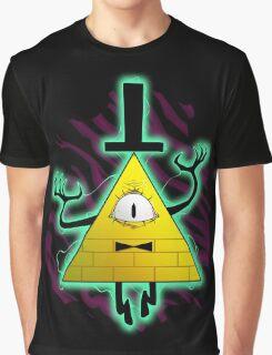 Bill Cipher Graphic T-Shirt