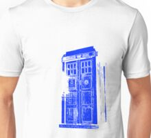 Doctor Who Bleached Like shirt Unisex T-Shirt