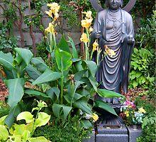 Garden Statue by WaterGardens