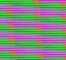 Interference Pattern Sticker