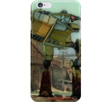 Loaderbot iPhone Case/Skin