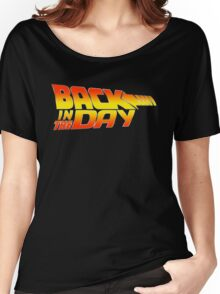 Back in the Day Women's Relaxed Fit T-Shirt