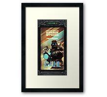 Superior Officers Framed Print