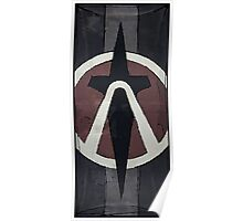 Crimson Raiders Poster