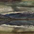 Mountain Reflections by Kymie