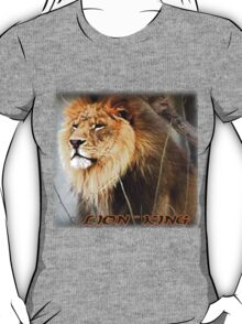 Lion King - Tees and Hoodies T-Shirt