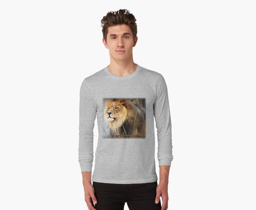Lion King - Tees and Hoodies by naturelover