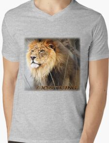 Lion King - Tees and Hoodies Mens V-Neck T-Shirt
