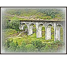Glenfinnan Viaduct Photographic Print