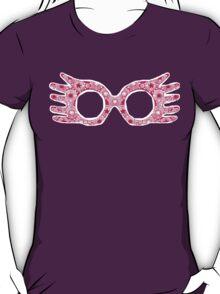 Luna Lovegood Spectrespecs - Magenta T-Shirt