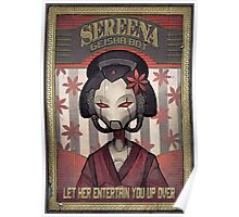 Sereena Poster