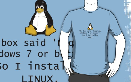 Linux by MarkSeb