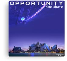 Opportunity Canvas Print