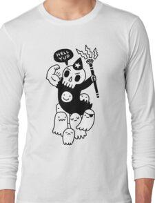 Super Duper Necromancer Long Sleeve T-Shirt