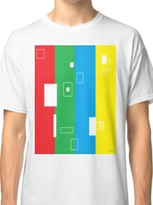 Simple Color Classic T-Shirt
