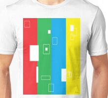Simple Color Unisex T-Shirt