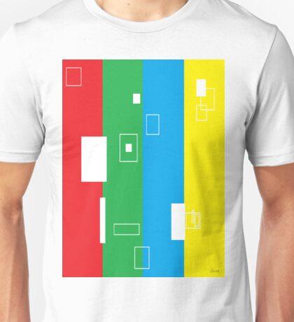 Simple Color Unisex T-Shirt