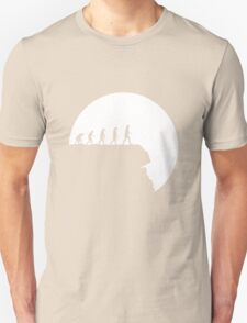 99 steps of progress - Free will T-Shirt