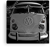 VW Camper # 1 Canvas Print