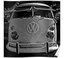 VW Camper # 1 Poster