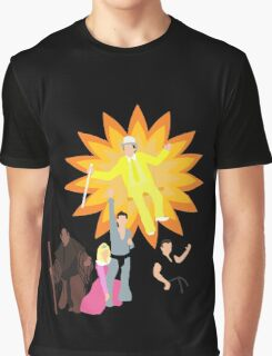 Dayman, Ahhhahhhhahhhhh! Graphic T-Shirt