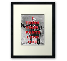 Hercules Mulligan Framed Print