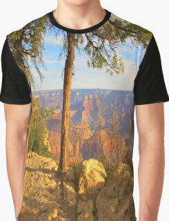 """""""Between The Trees"""" Graphic T-Shirt"""