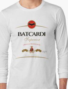 Batcardi Rum Long Sleeve T-Shirt