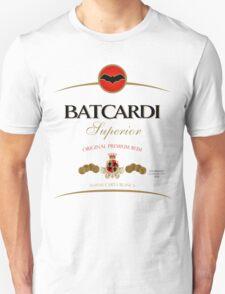 Batcardi Rum Unisex T-Shirt
