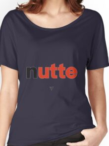 nutte Women's Relaxed Fit T-Shirt