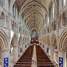 Norwich Roman Catholic Cathedral by Nicholas Jermy