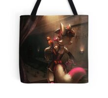 "FNAF Fan Art - The Mangle ""Toy Foxy"" Tote Bag"