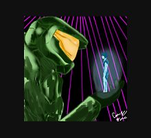 Master Chief x Cortana (Halo) Unisex T-Shirt