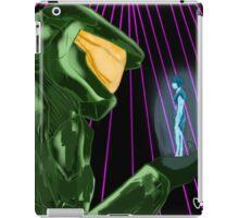 Master Chief x Cortana (Halo) iPad Case/Skin