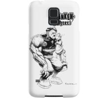 Franken Fuhrer (Black Outline) Samsung Galaxy Case/Skin