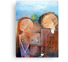 Unapproachable Canvas Print
