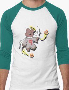 Angel Bear Men's Baseball ¾ T-Shirt