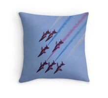 Out of the Loop Throw Pillow