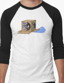 Sneaky Luna  Men's Baseball ¾ T-Shirt
