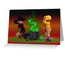 The Green Stuff Greeting Card