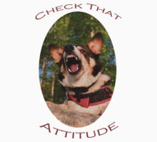 Check That Attitude One Piece - Short Sleeve