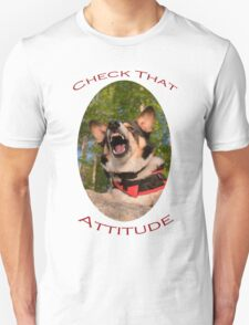 Check That Attitude T-Shirt
