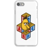 ABC-Bert iPhone Case/Skin
