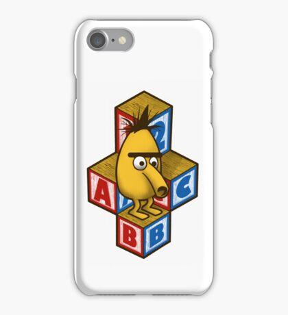 ABC-Bert iPhone Case/Skin
