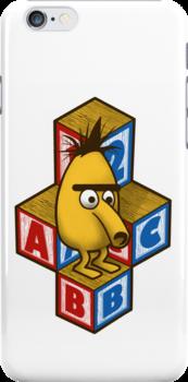 ABC-Bert by MomfiaTees
