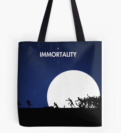 99 steps of progress - Immortality Tote Bag